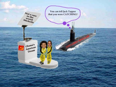 USS Larry Sinclair on a World-Wide Jouney!
