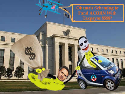 Obama Joker Raid On Taxpayor Dollars