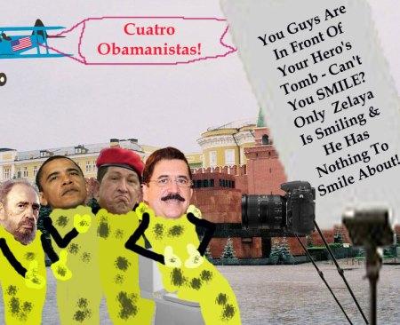 Cuatro Obamaistas!